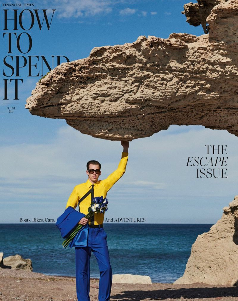 Victor Ordoñez Hits the Road with How to Spend It