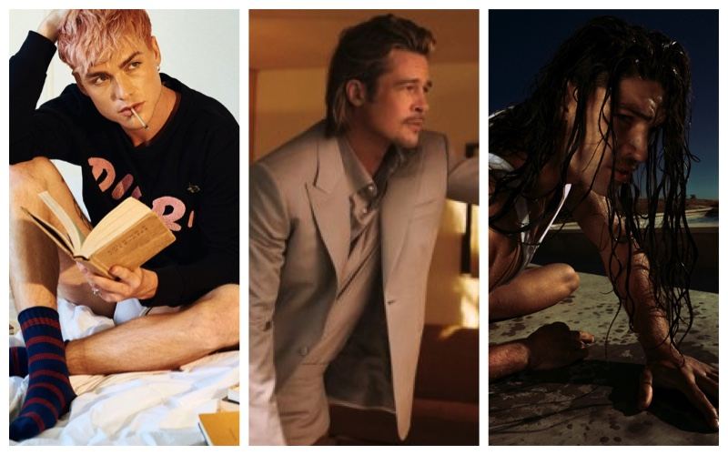 Week in Review: Dakota Griffin for L'Officiel Fashion Book, Brad Pitt for Brioni Fall 2021 Campaign, Seb Reyneke for Boy! Incognito