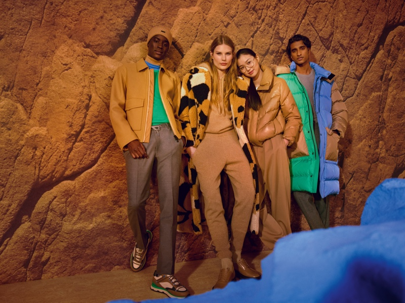 Clément, Jeenu, Kit & Babacar Embrace 'New Perspectives' for BOSS Ad