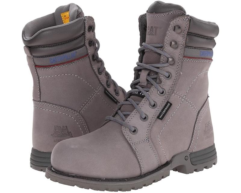 Caterpillar Echo Waterproof Steel Toe Boots