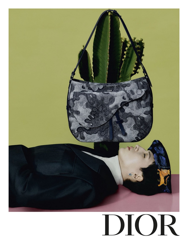 Dior Men Delivers Elegant Style with Fall '21 Campaign