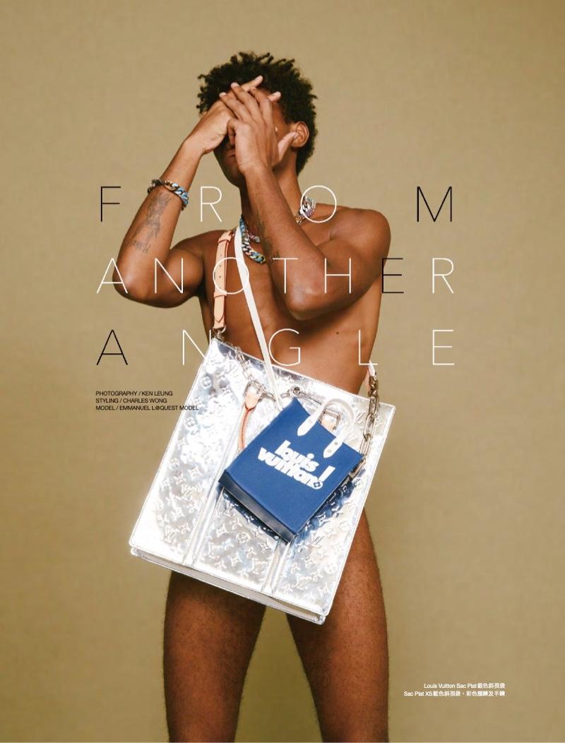 Emmanuel Maria Leonardi Rocks Accessories for Men's Uno Hong Kong