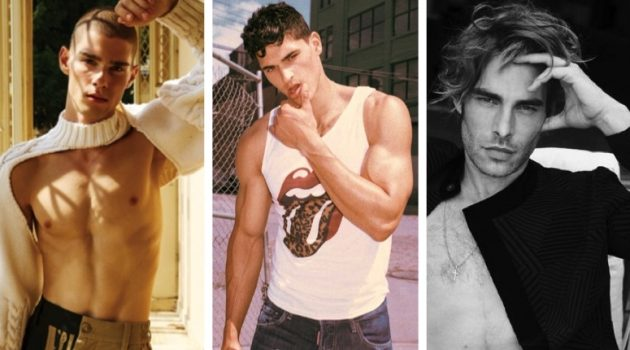 Week in Review: Patryk Lawry for Attitude, Trevor Signorino for The Perfect Man, and Jon Kortajarena for Esquire China