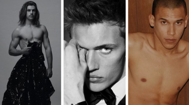 Week in Review: Seb Reyneke for The Rakish Gent, Lucky Blue Smith for Ralph Lauren Ralph's Club fragrance campaign, Daniel Aguilera for Calvin Klein fall 2021 underwear campaign.
