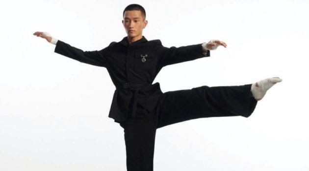 Game Time! Zhang Wenhui & Yin Wenze for GQ China