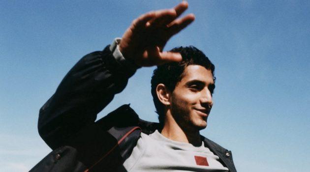 Ahmad Kontar & Patrick Mason 'Break the Box' for HUGO Fall '21 Campaign