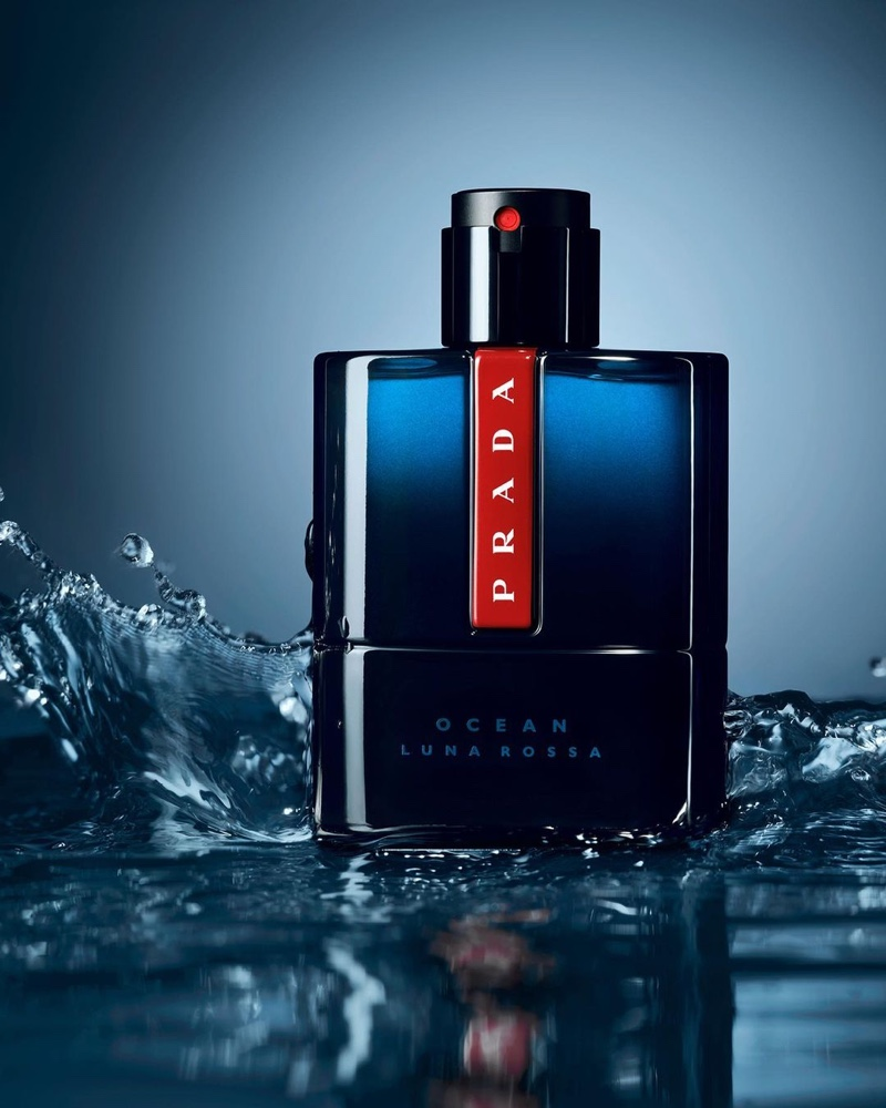 Prada Luna Rossa Ocean Fragrance