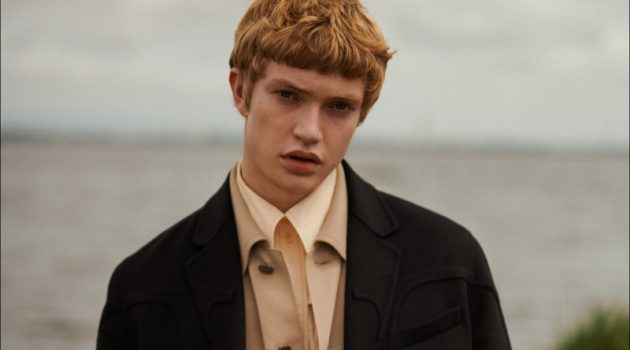 Jonathan Louth Steps Outdoors for Vestal Story