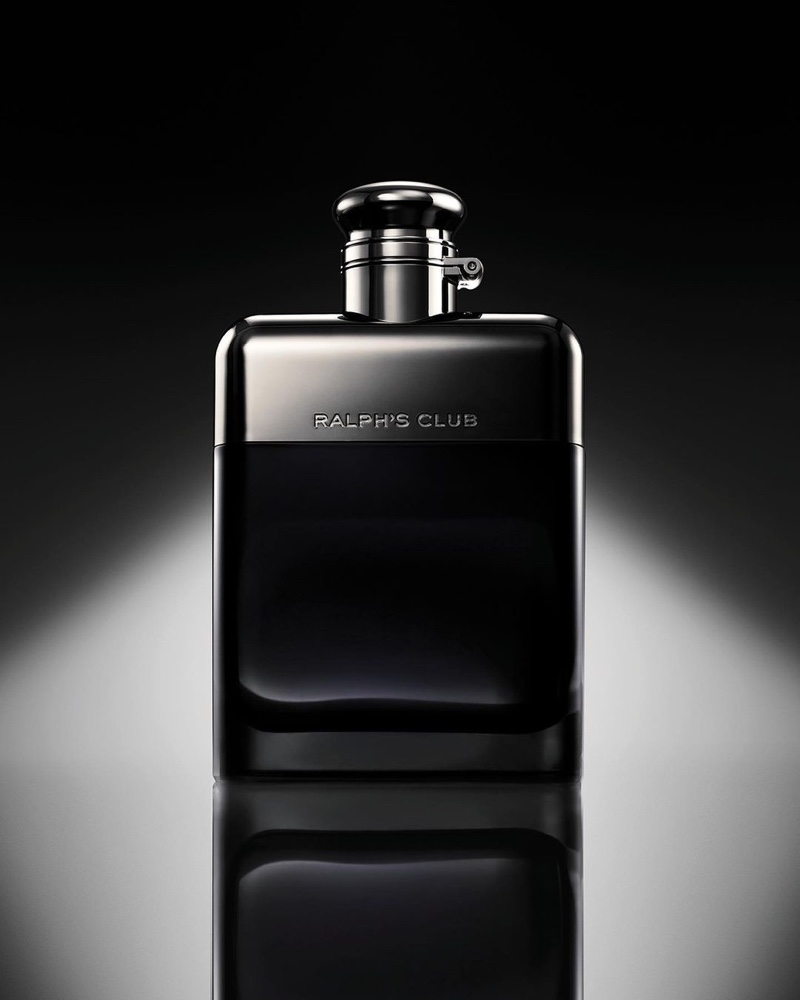 Lucky & Luka Front Ralph Lauren Fragrance Ad for Ralph's Club