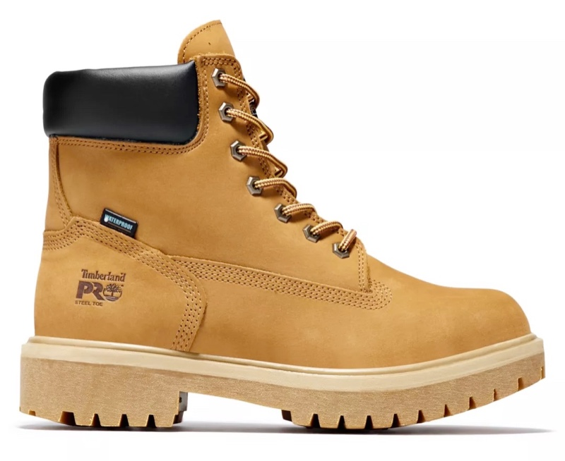 Timberland Pro Direct Attach 6 Steel Toe Boots