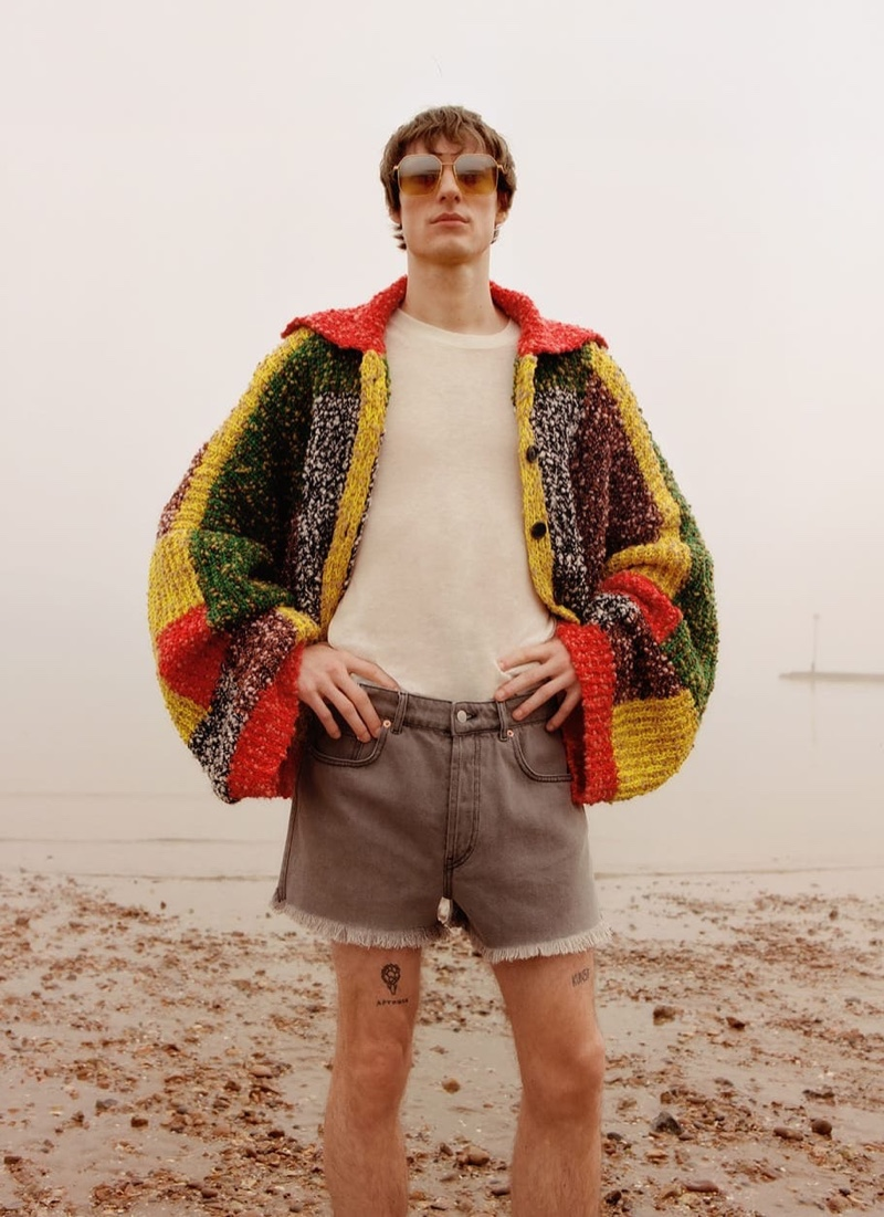 Tommaso de Benedictis Embraces 'Easy Dressing' for Matches Fashion