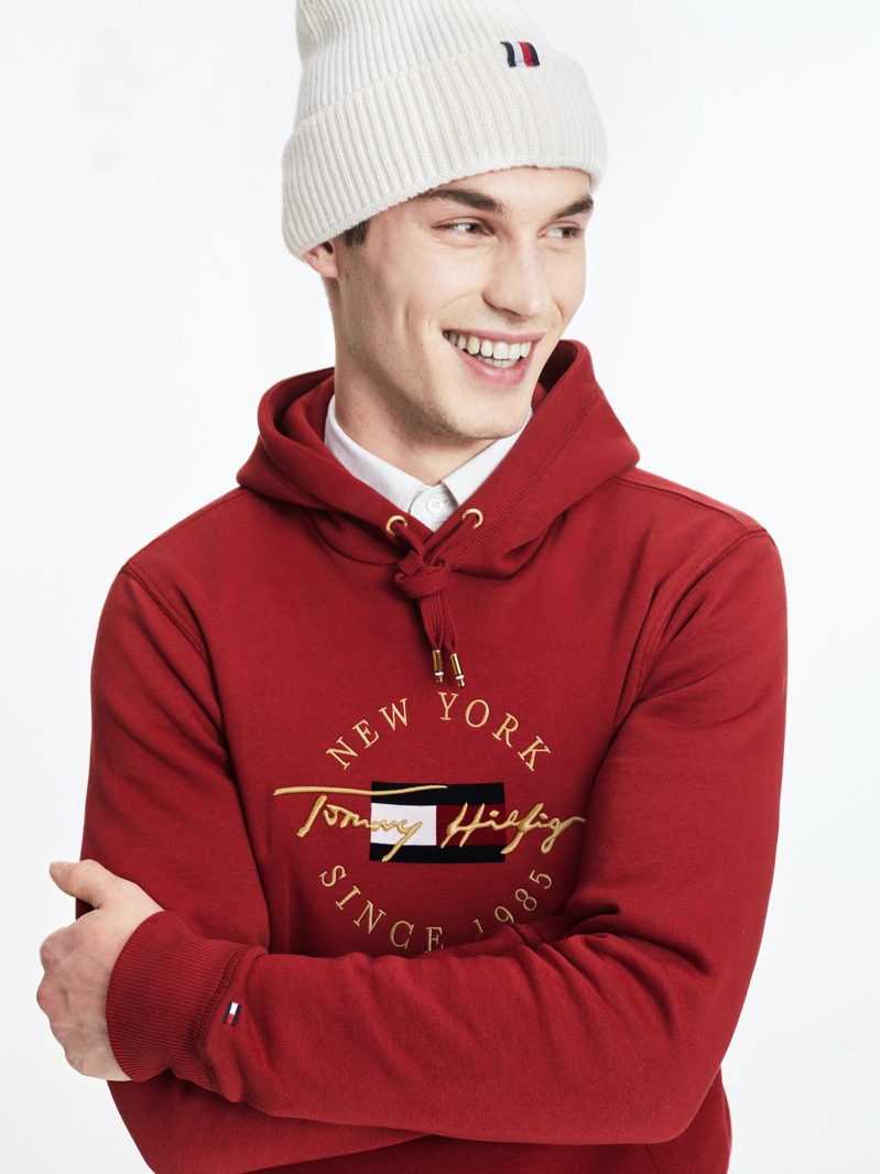 Tommy Hilfiger Captures the Spirit of the Outdoors for Fall '21 Collection