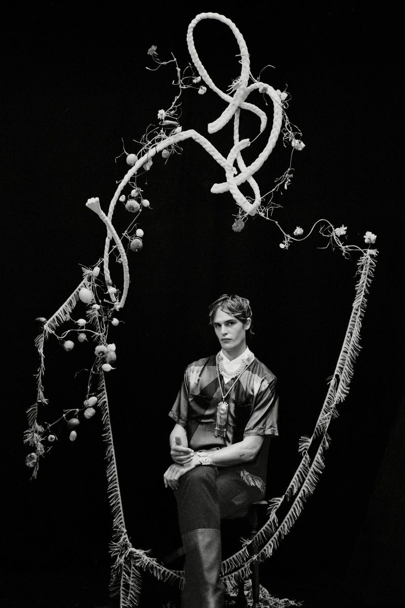 Parker Van Noord & Malick Bodian Are 'Renaissance Men' for VMAN