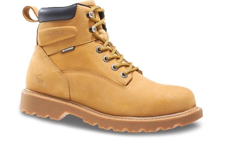 Wolverine Floorhand Steel Toe Work Boot