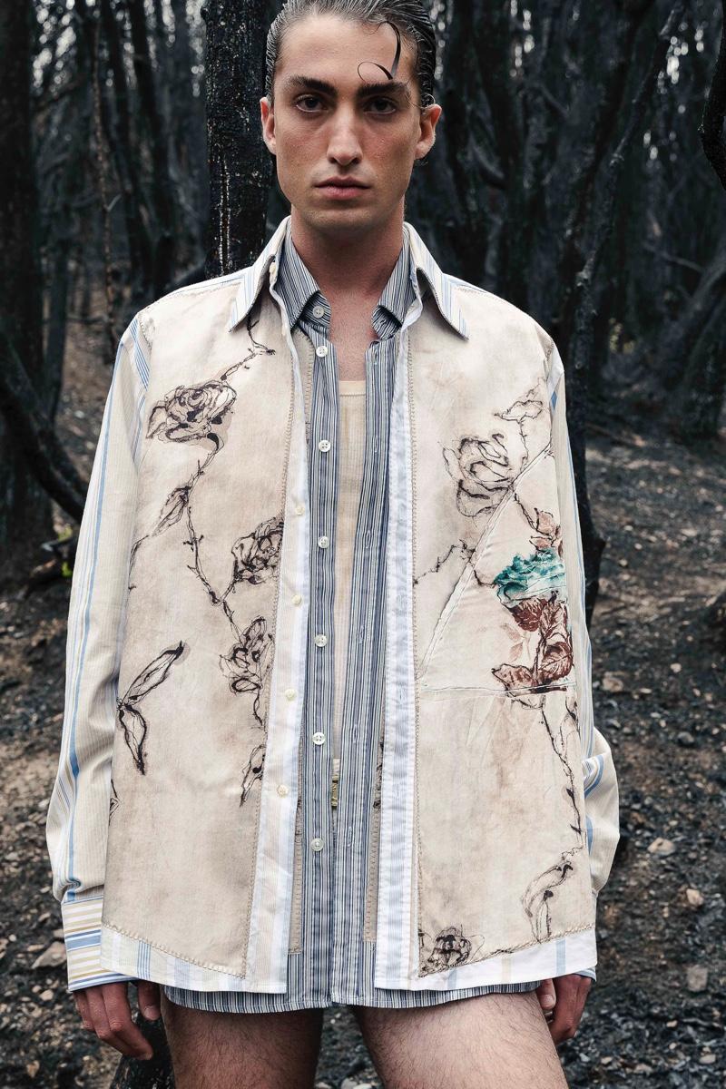 Antonio Marras Delivers an Introspective Spring '22 Collection