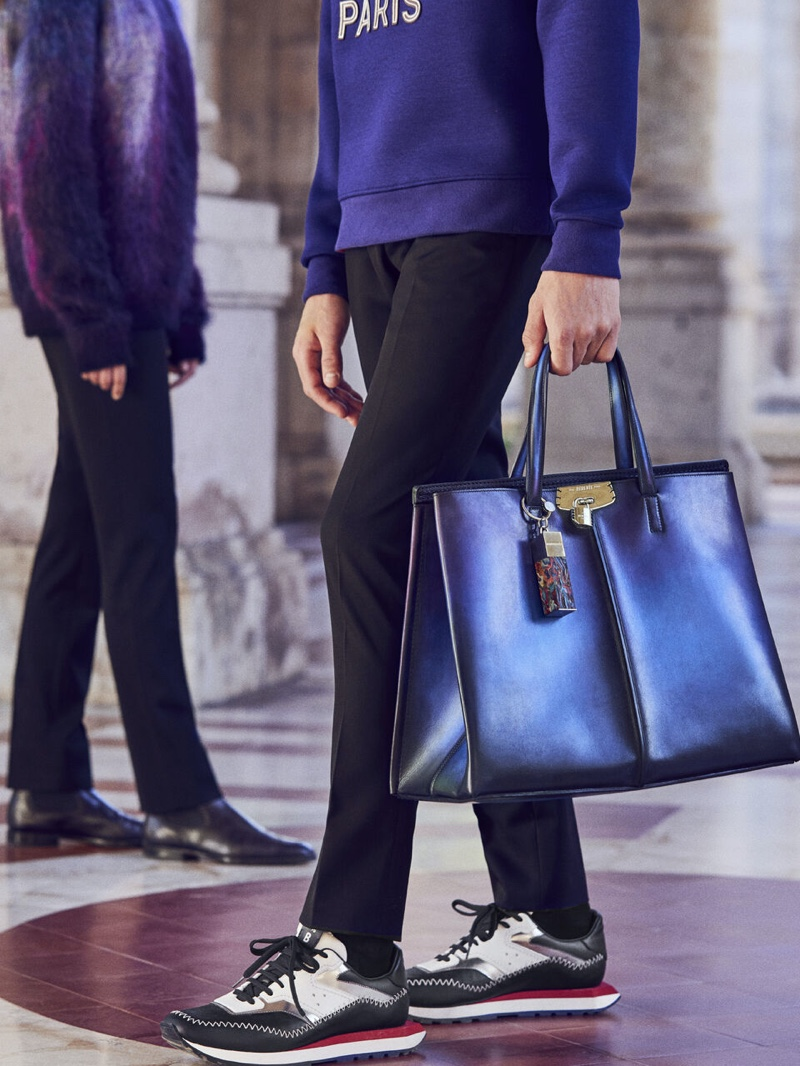 Berluti Paints a Chic Picture This Fall