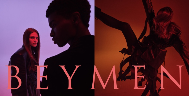 Stayin' Alive: Alton Mason Stars in Beymen Campaign