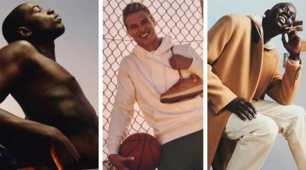 Week in Review: Damson Idris stars in Calvin Klein's fall 2021 campaign, Matthew Noszka fronts CCC Sprandi's new advertisement, Alpha Dia reunites with Mango for a campaign.
