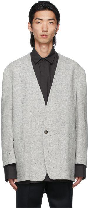 Fear of God Grey 'The Everyday Sportscoat' Jacket