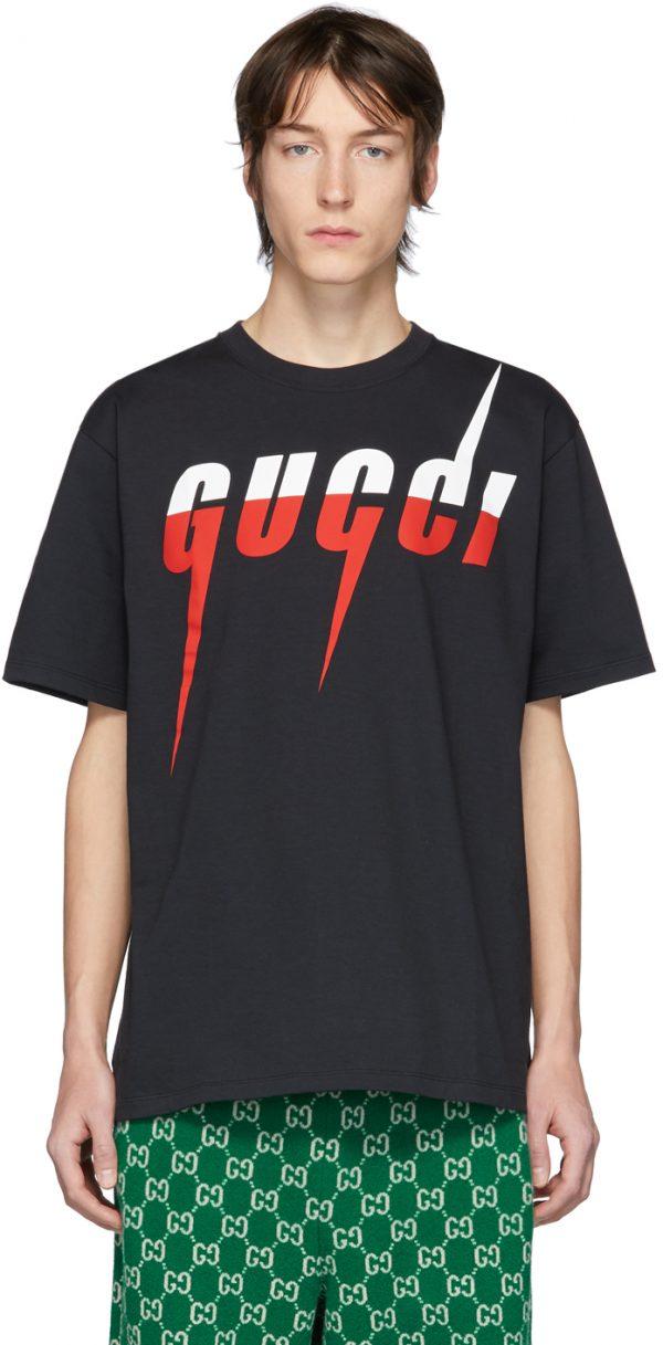 Gucci Black Blade T-Shirt