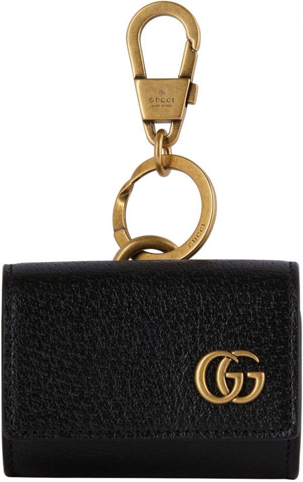 Gucci Black GG Marmont AirPods Pro Case