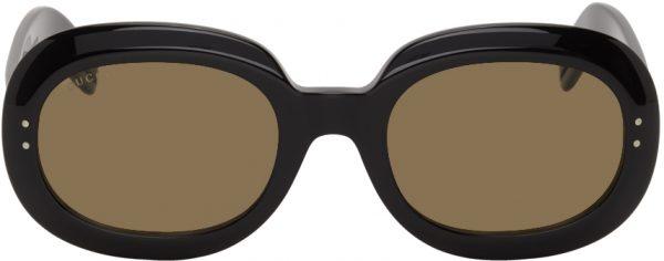 Gucci Black GG00497S Sunglasses