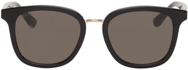 Gucci Black GG0851SK Sunglasses
