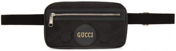 Gucci Black Off The Grid ECONYL® Eden Belt Bag