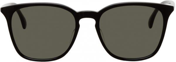 Gucci Black Square Cat-Eye Sunglasses