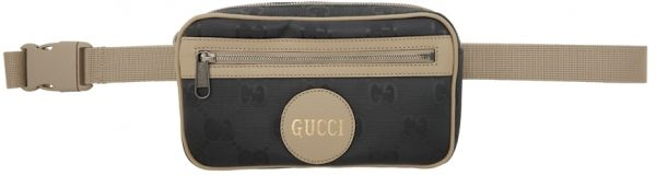 Gucci Grey Off The Grid Belt Bag