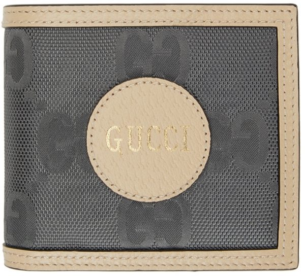 Gucci Grey Off The Grid GG Coin Wallet