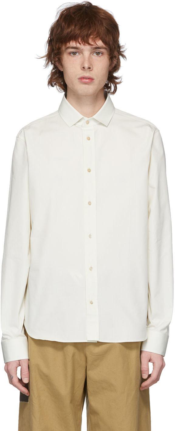 Gucci Off-White College Shirt