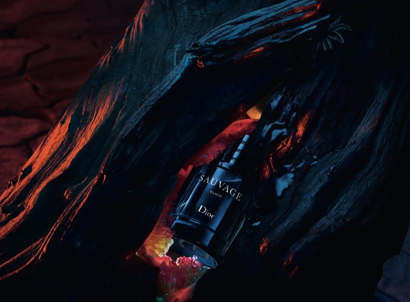 Dior Sauvage Elixir Fragrance Campaign