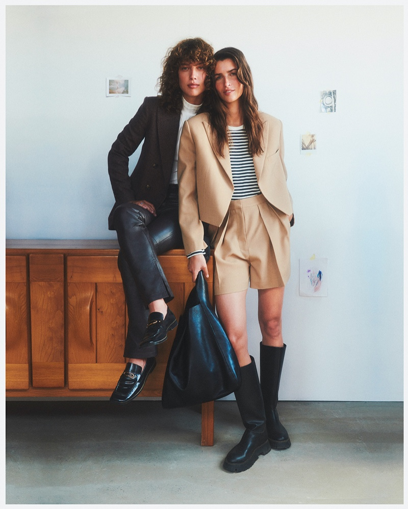 This is Family: Clément, Alpha + More Star in Mango Campaign