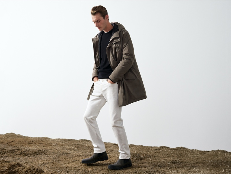 Kit Butler Models Massimo Dutti Join Life Collection