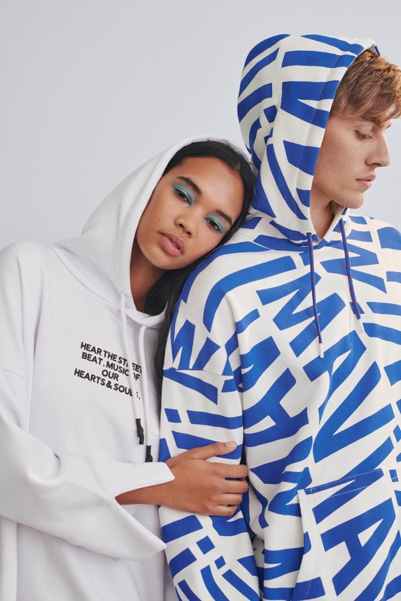 Jordan Daniels and Lucky Blue Smith come together for Mavi's fall-winter 2021 campaign.