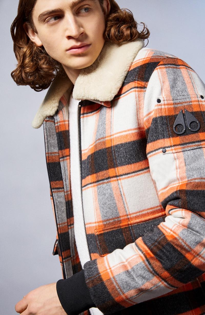 LaChapelle Snaps Pete Davidson for Moose Knuckles Ad