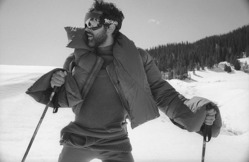 Man of the Mountain: Noah Mills for VMAN