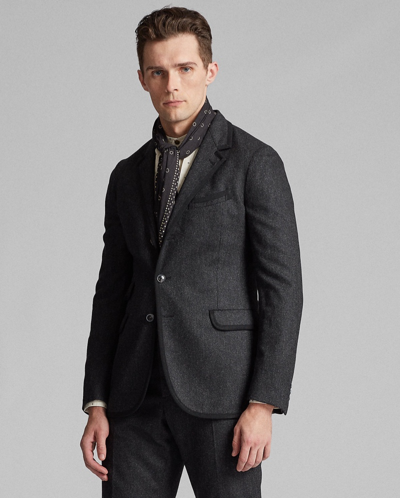 Ralph Lauren Double RL Perfects Tailored Western Style