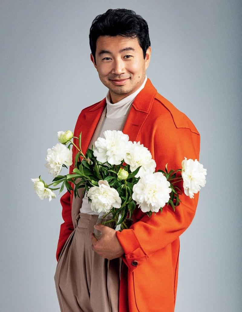 Simu Liu Covers Esquire Singapore, Talks Playing Shang-Chi