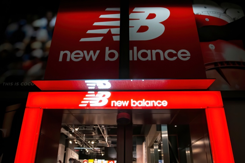 Storefront New Balance