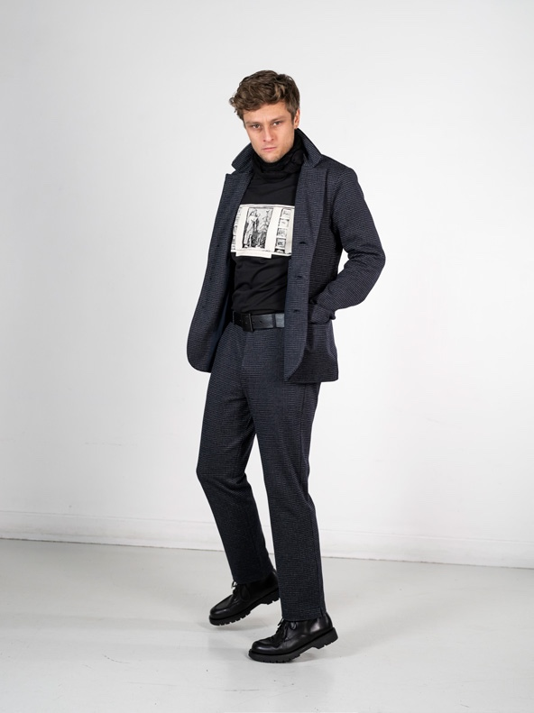 French Actors Come Together to Showcase agnès b. Fall Collection