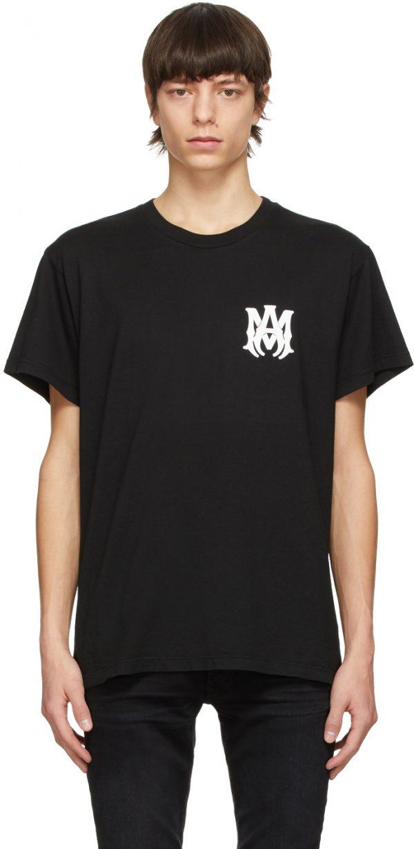AMIRI Black MA T-Shirt