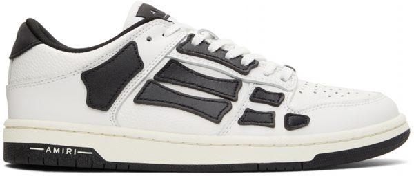 AMIRI Skel Top Low Sneakers