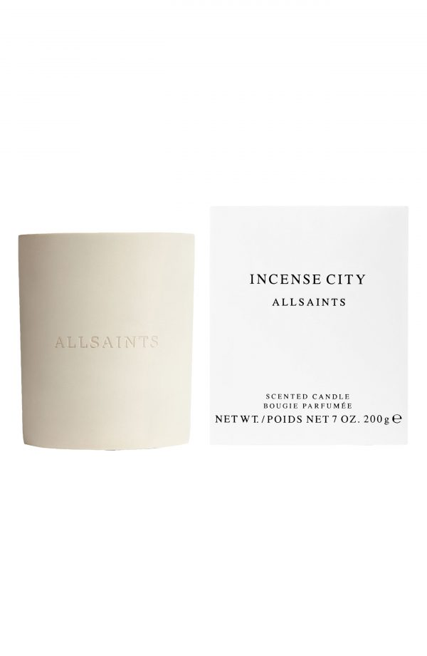 Allsaints Incense City Scented Candle, Size 7 oz - None (Nordstrom Exclusive)