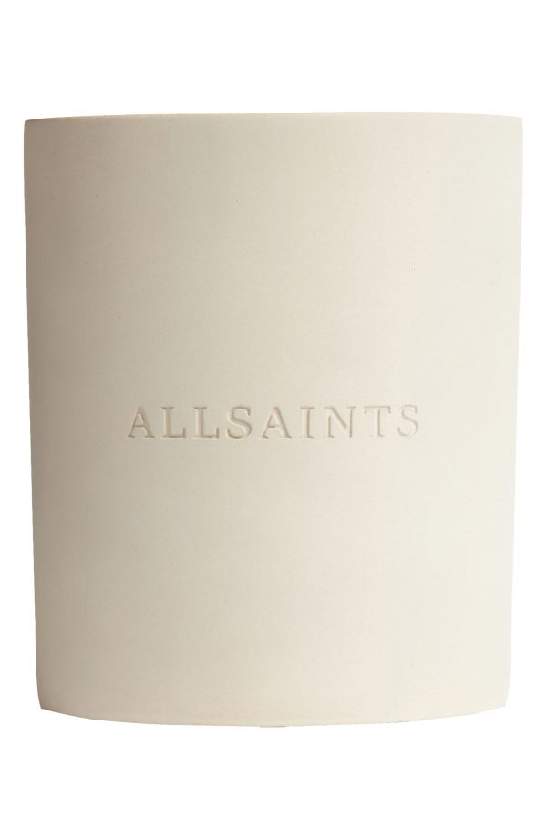 Allsaints Metal Wave Scented Candle, Size 7 oz - None (Nordstrom Exclusive)