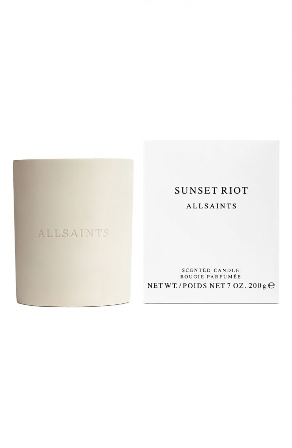 Allsaints Sunset Riot Scented Candle, Size 7 oz - None (Nordstrom Exclusive)
