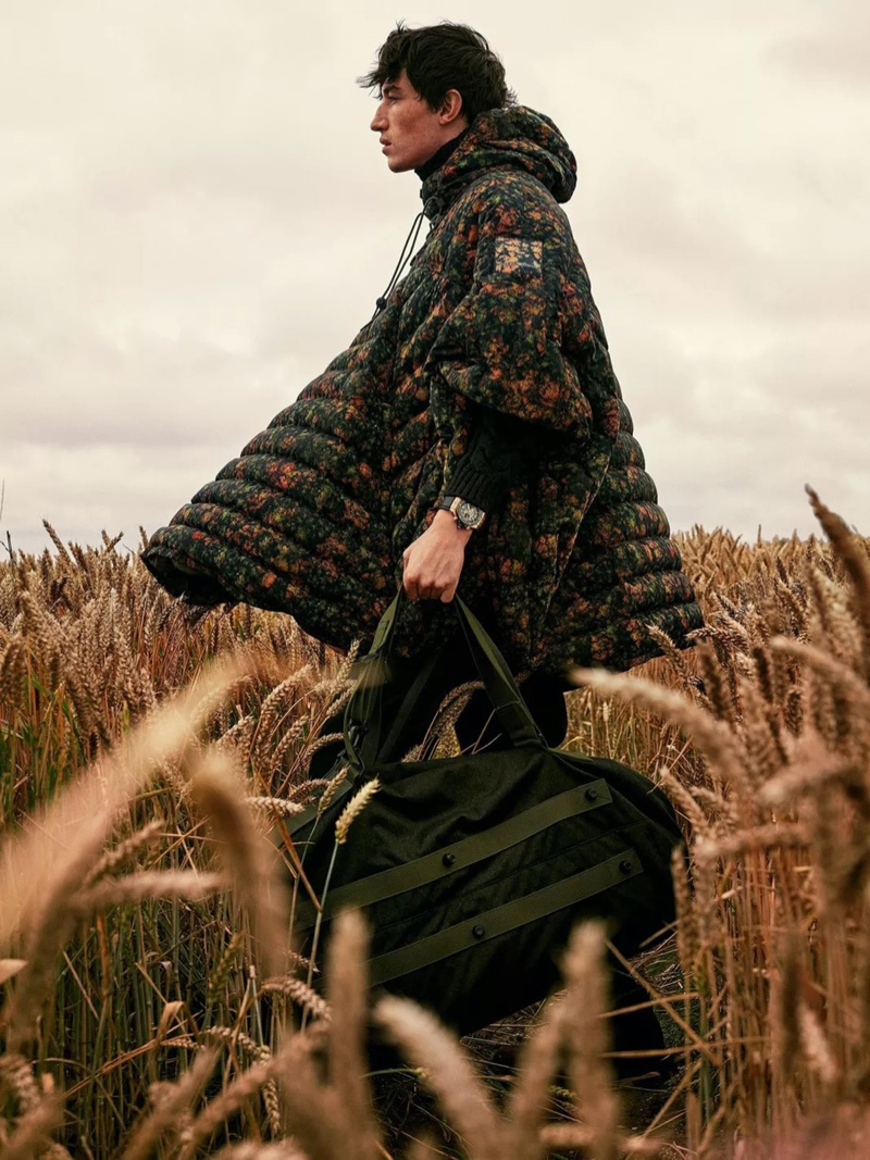 Arthur & Jester Head Outdoors in Autumn Looks for Madame Figaro