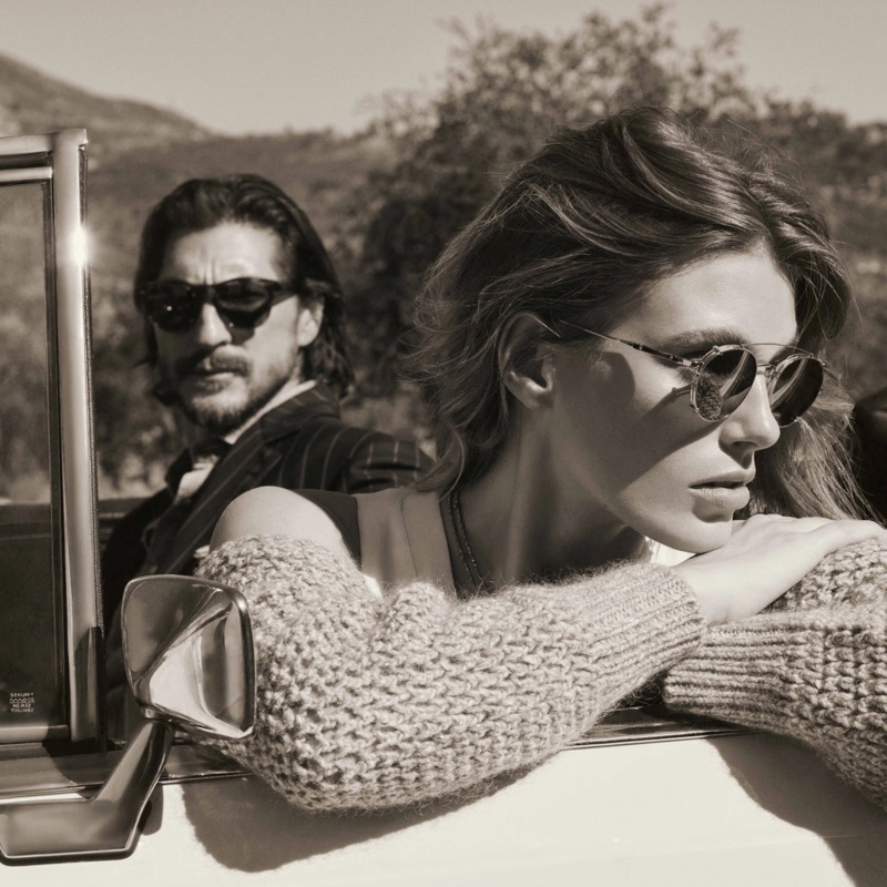 Brunello Cucinelli & Oliver Peoples Join Forces for Fall Eyewear Collaboration