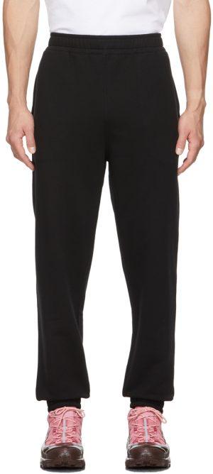 Burberry Black Ayden Lounge Pants